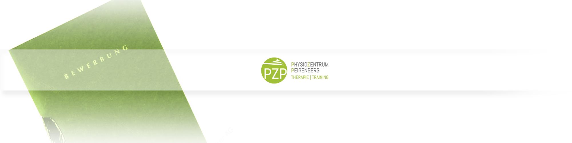 die PZP Bewerbung für Physiotherapeuten